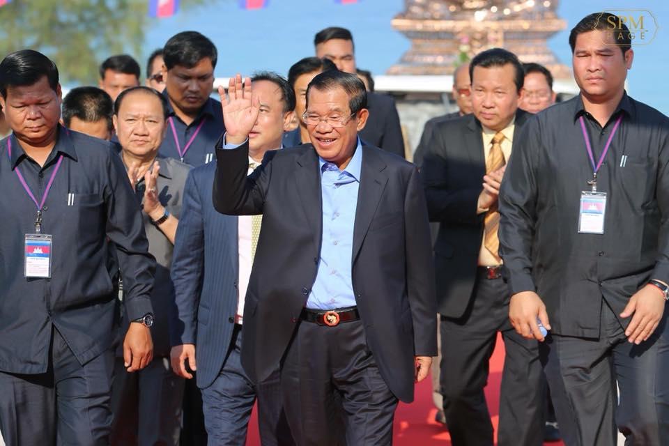 inauguration The Royal Sand Koh Rong