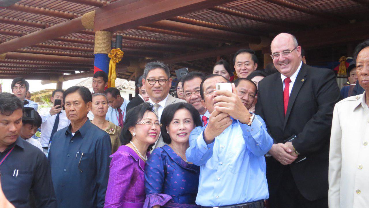 inauguration The Royal Sand Koh Rong10
