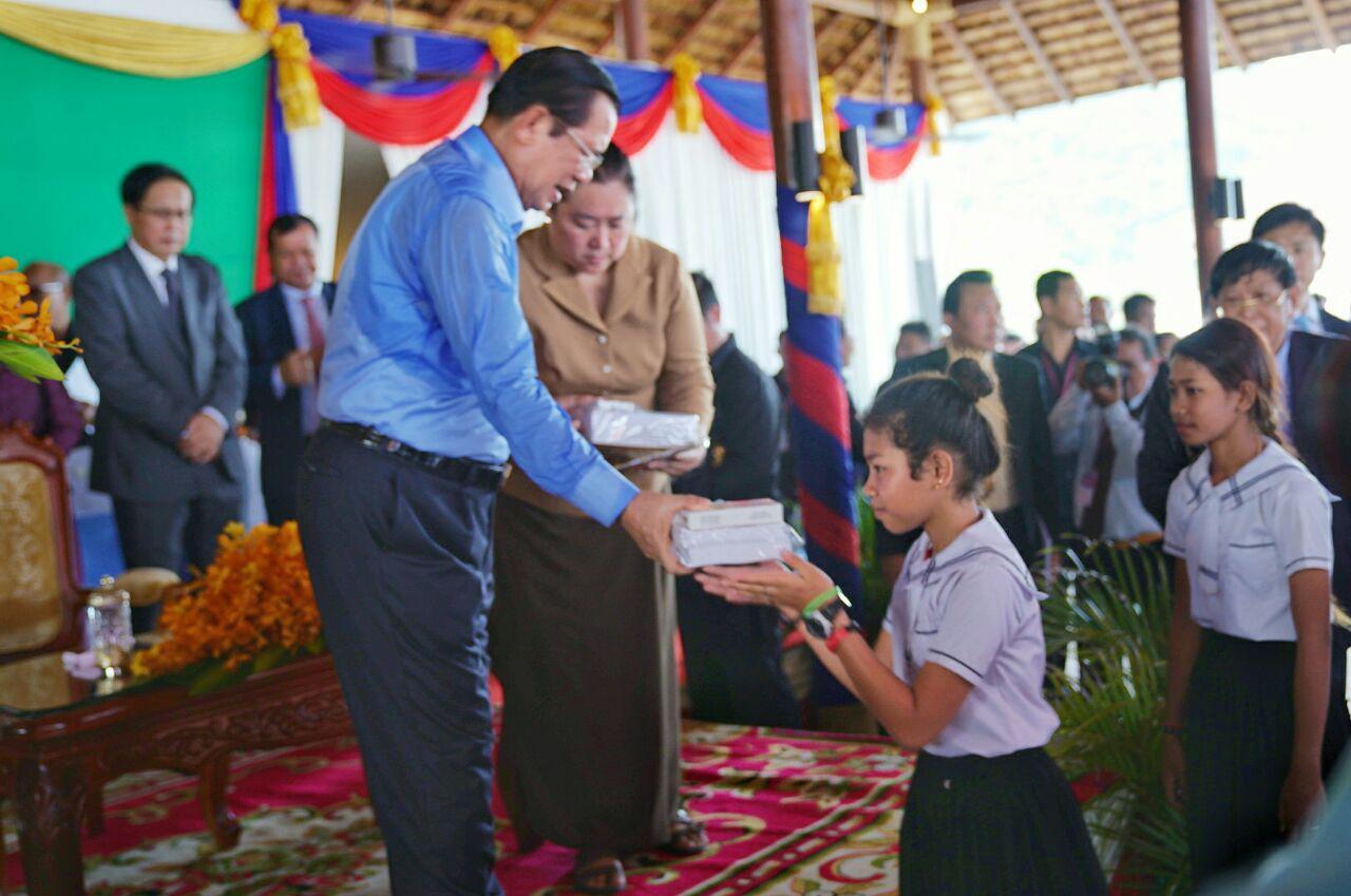 inauguration The Royal Sand Koh Rong6